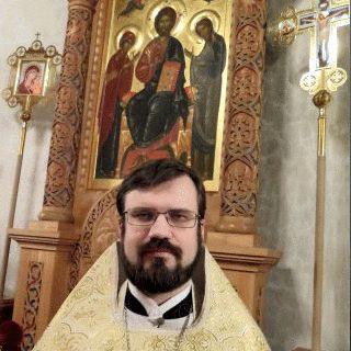 Священник Алексий Реутин