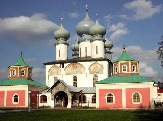 Тихвинский Богородичный Успенский монастырь