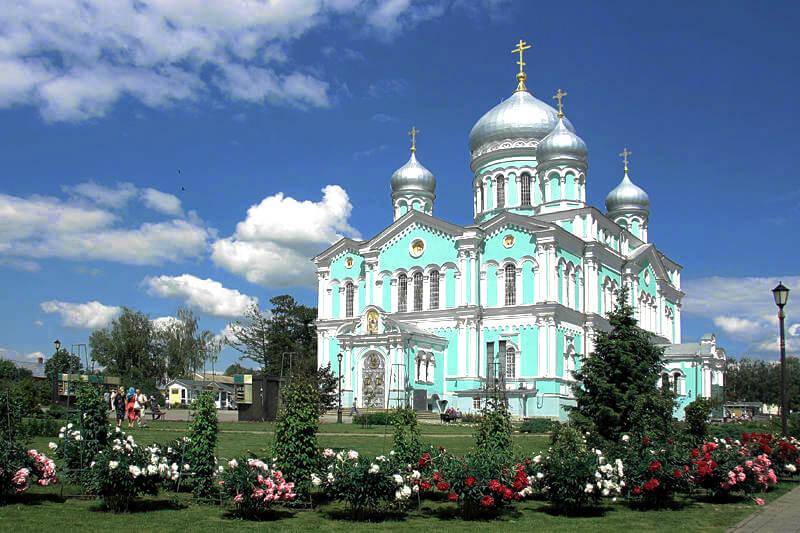 Троицкий собор, Дивеево