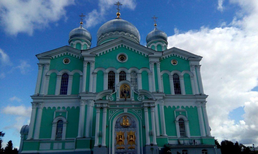 Троицкий собор в Дивеево.
