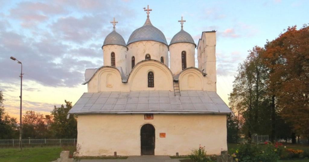 Иоанновский собор, Псков