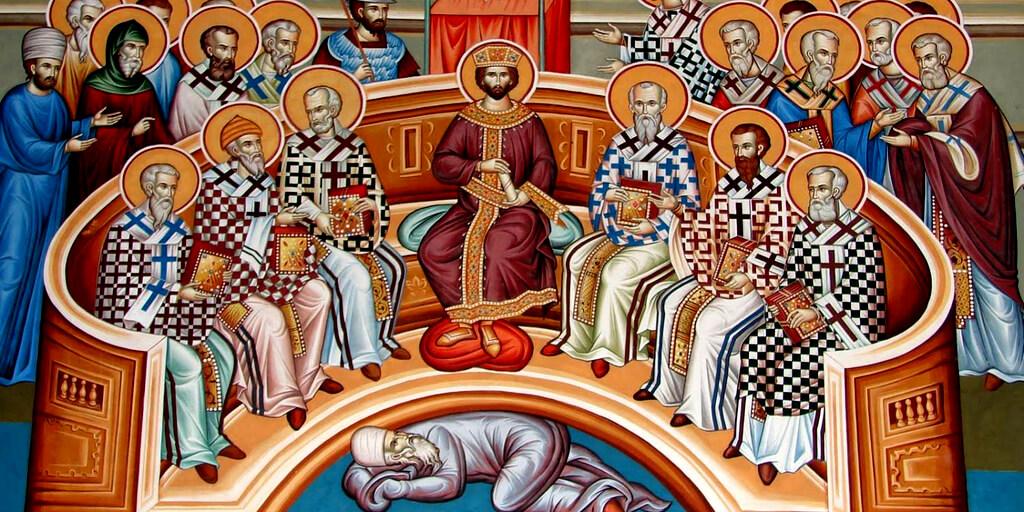 Неделя 7-я святых отцев I Вселенского собора