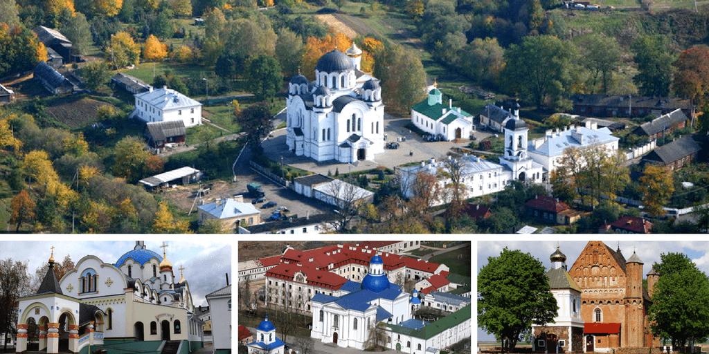 Паломничество в Беларусь