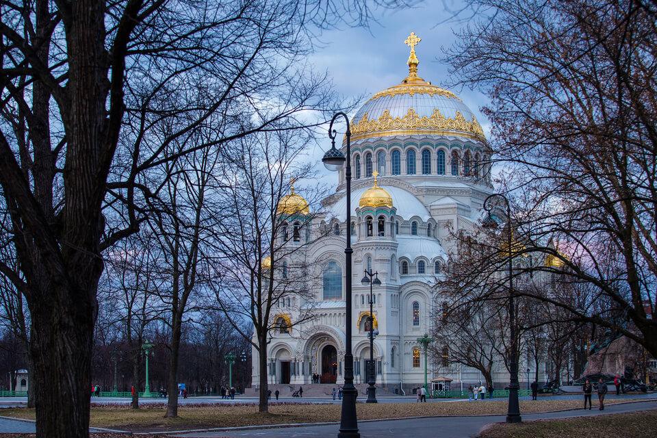 Ставропигиальный Никольский Морской собор