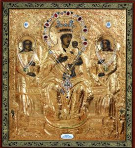 Кипрская (Стромынская) Икона Божией Матери