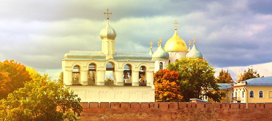 Паломничество в Великий Новгород