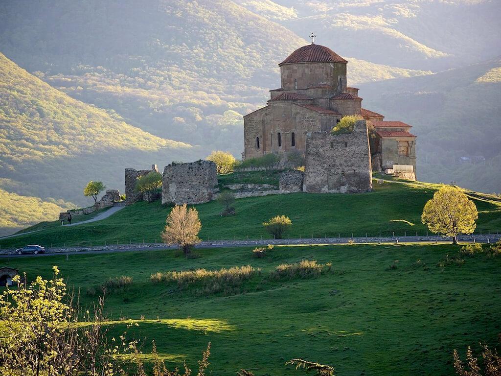 Джвари — монастырь Креста