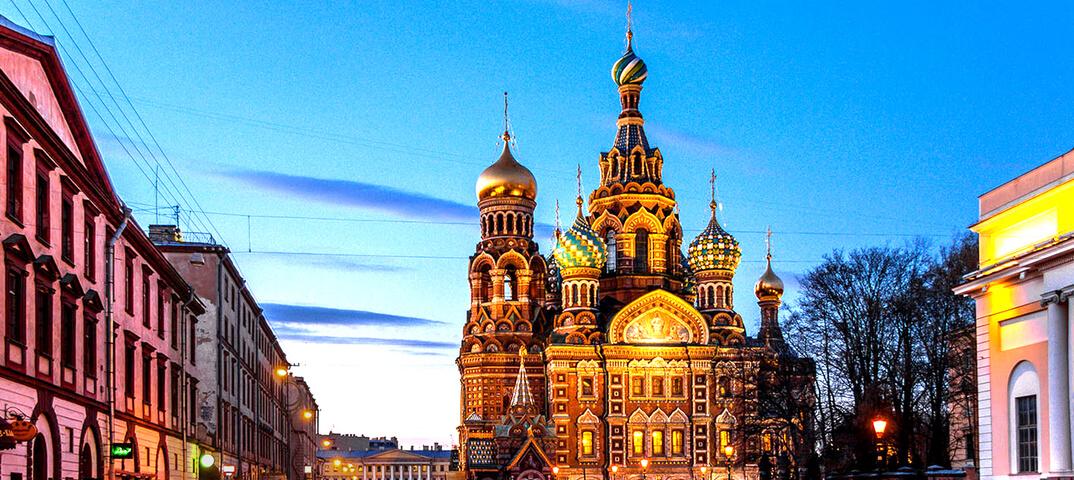 Храмы Воскресения Христова Санкт-Петербурга