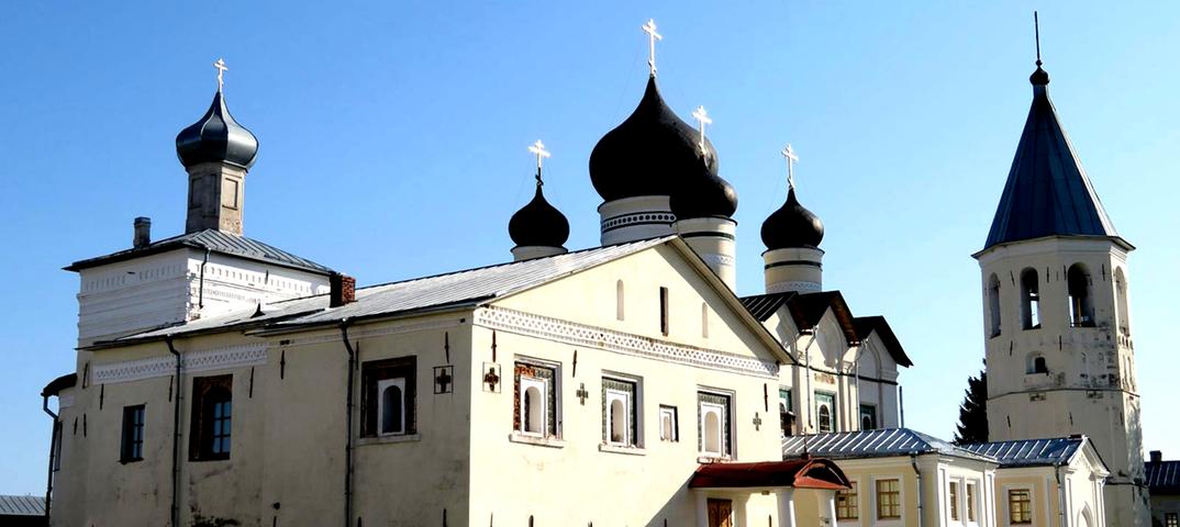 Паломничество в Свято-Троицкий Зеленецкий мужской монастырь