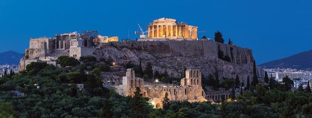 Акрополь. Афины