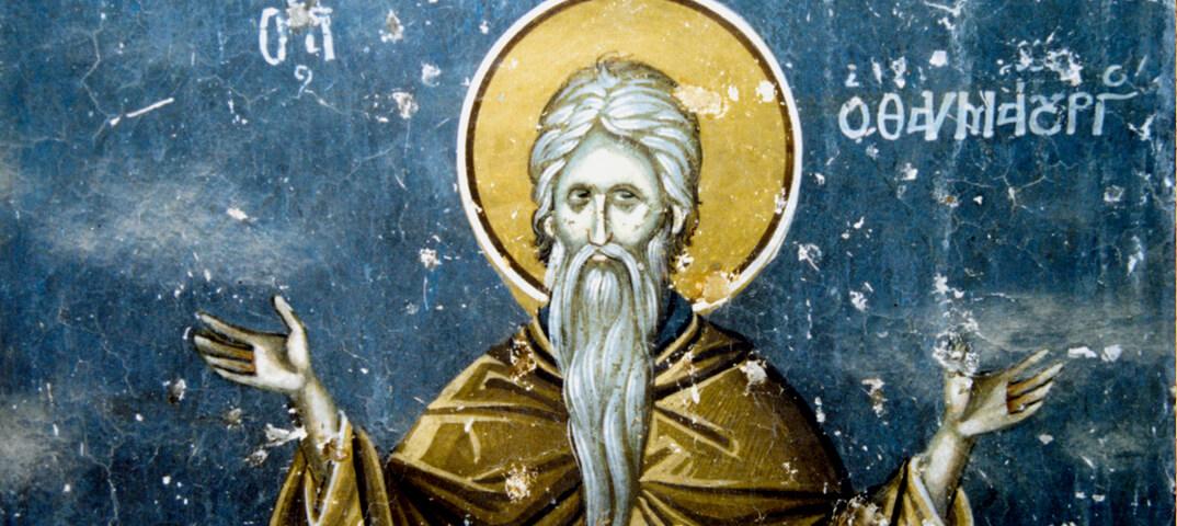 Преподобный Иоанникий Великий