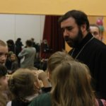 Январь 2015. Детская воскресная группа в 513 гимназии.