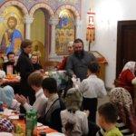 15 апреля 2018. Пасхальный праздник в воскресной школе.